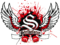 Strikeforce logo transparent