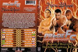Pride 9 DVD cover complete