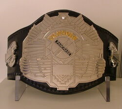 King of Pancrase belt