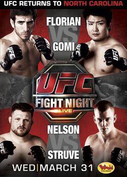 UFC Fight Night 21