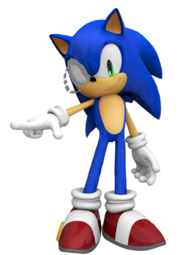 Sonic the hedgehog 3d by fentonxd-d54b60o