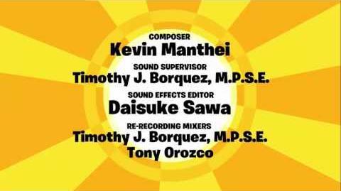 Mixels - Mixed Up Special - Credits