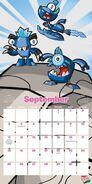 Mixel calendar 4