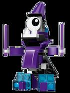 LEGO MIXELS Magnifo Transparent