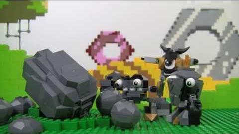 LEGO Mixels Cragsters MAX!