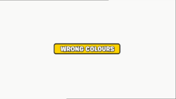 Wrong Colours title
