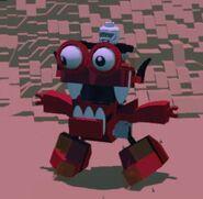 Burnard Screenshoot from LEGO Worlds Wiki