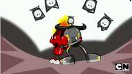 Flain and Seismo hugging!