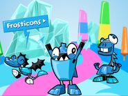 Frosticons Mobile