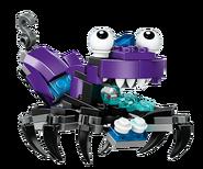 LEGO MIXELS Wizwuz Transparent