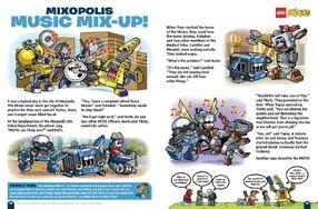 Mixopolis Music Mix-Up