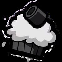 Nixels cupcake