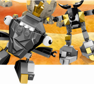 LEGO Cragsters Close Up