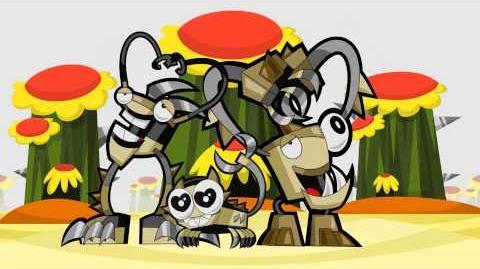 Mixels Series 3 Intro Cartoon Network