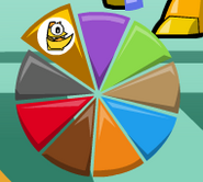 Teslo in Mixels Pie Graph