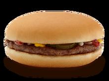 Mcdonalds-Hamburger