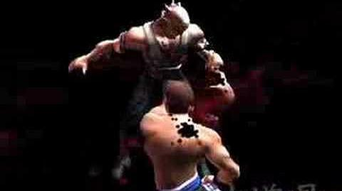Mortal Kombat Shaolin Monks Johnny Cage3