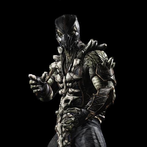File:Mortal kombat x ios reptile render by wyruzzah-d8p0opi-1-.png