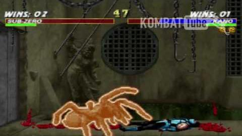 MK III Kano Animality