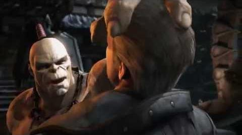 Mortal Kombat X Official Goro Trailer