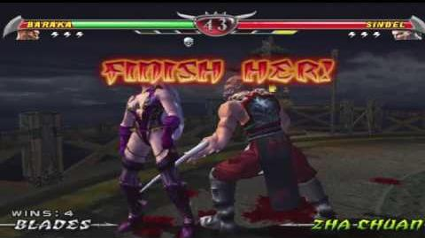 Mortal Kombat Deception Super Hyper Mode Gameplay PS2