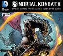 Mortal Kombat X Issue 8