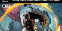 Mortal Kombat X Issue 8