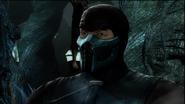 Shang Tsung as Elder Sub-Zero