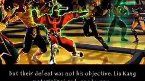 Mortal Kombat- Deception - Ermac's Ending