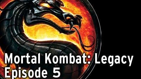 Mortal Kombat Legacy - Ep