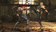 Sonya vs Scorpion