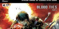 Mortal Kombat X Issue 4