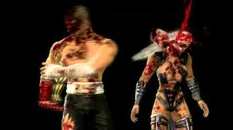 Mortal Kombat 9 - Johnny Cage Fatality 2 HD
