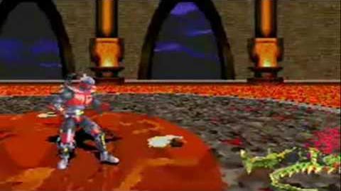 MK Tournament Edition - Fatality Sektor