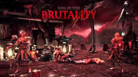 Kung Jin Brutality 1 - A Little Heart