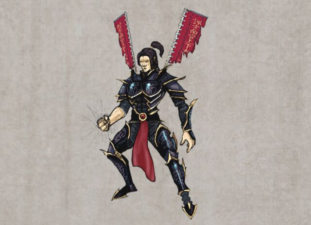 File:Mortal Kombat Deception Hotaru Concept.jpg