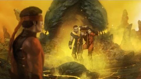 Mortal Kombat X Takeda's Ending