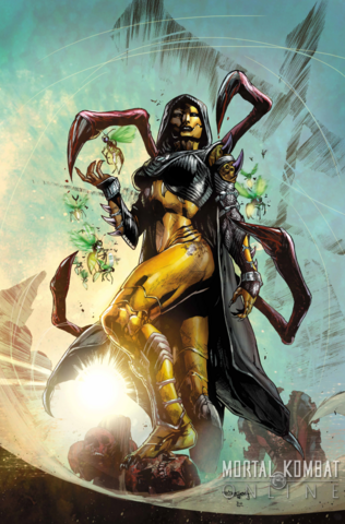 File:MORTAL KOMBAT X ISSUE 5 COVER.png