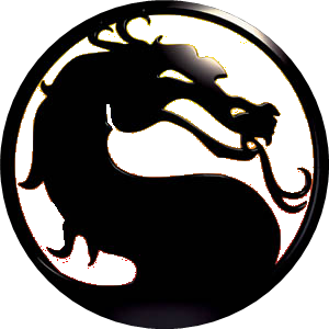 File:Mortal Kombat= Dimension X Dragon Logo.png
