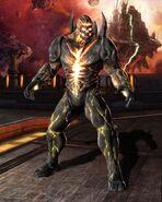 Dark Kahn render