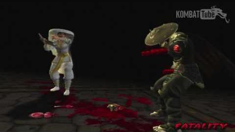 "MK D Ashrah ""Voodoo"" Fatality"