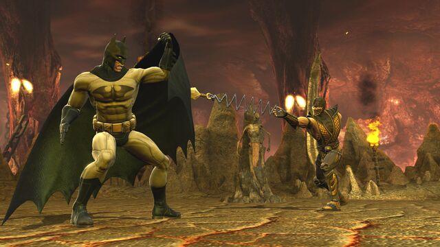 File:Mortal kombat vs dc universe scorpion spear.jpg