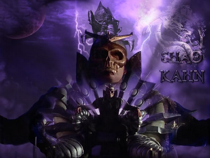 Casting The Mortal Kombat 2021 Reboot  Mortal Kombat Movie Shao Kahn