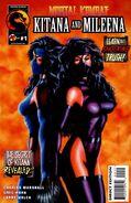 MK Kitana & Mileena Cover