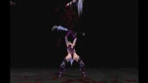 Mortal Kombat Deception Sindel Fatality 2