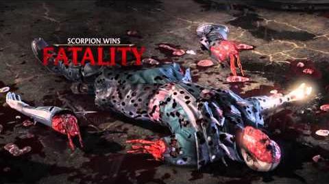 Mortal Kombat XL Stage Fatalities