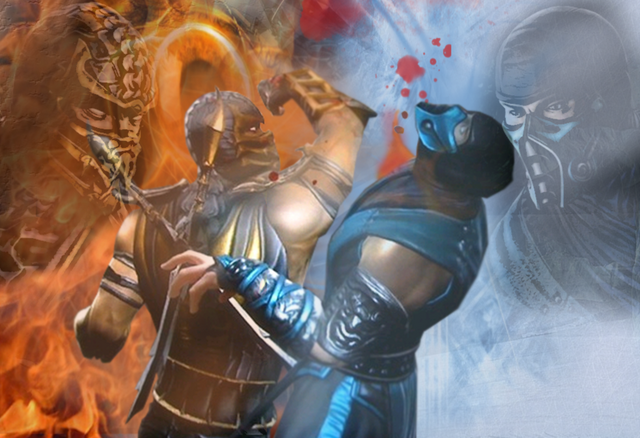 File:Mortal Kombat Sub-Zero VS Scorpion 5.png