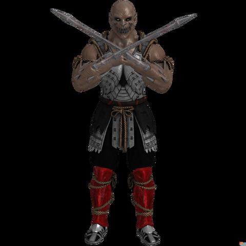File:Mortal kombat x klassic baraka by ogloc069-d927wtz.png