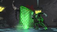 Mortal Kombat vs DC Universe Green Lantern Liu Kang