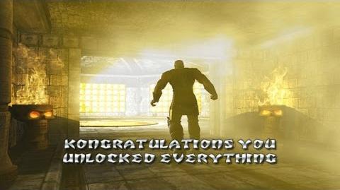 Mortal Kombat Armageddon - Konquest Walkthrough Pt 11 11 - Edenian Ruins